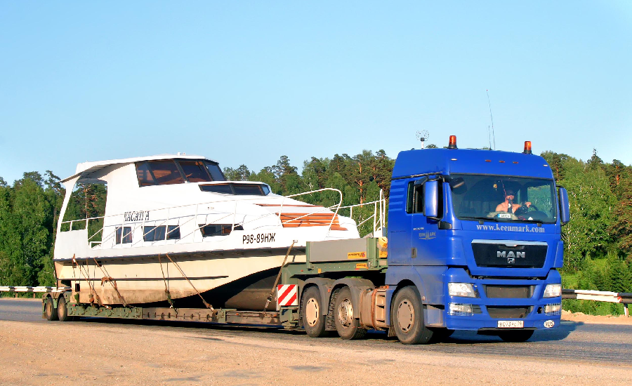 Can You Transport Your Boat Safely by Road?